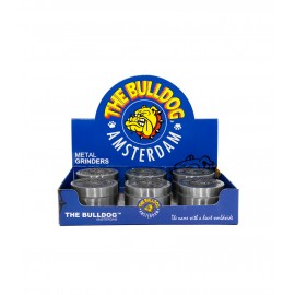 THE BULLDOG Grinder De Metal