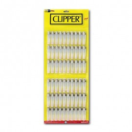 Ristra Clipper Mecheros Cp11 Translucido
