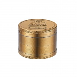 Grinder gold 50 cuádruple