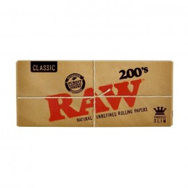 Raw King Size Slim 200´s