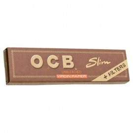 OCB Virgin Slim + Tips