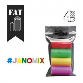 Jano Originals Fat Mix 4 Unds