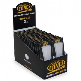 Cones Blister King Size