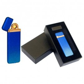 Encendedor Usb Mechero Azul Wear