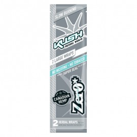 Kush Herbal Wraps Zero