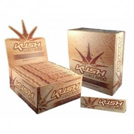 Kush Papel De Fumar De Arroz King Size Slim