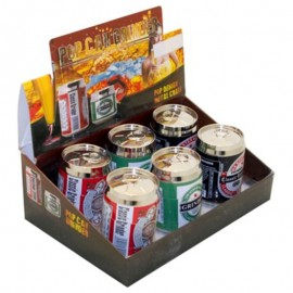 Grinder Set Metal Quad Latas