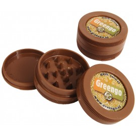 Greengo Display Brown Grinders